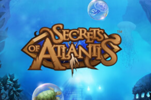 Secrets of Atlantis casino logo