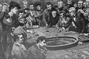 Im Laufe der Geschichte Casino