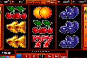 Hausvorteil von 2% bis 10% Obwohl die Auszahlungen nicht so gut sind wie bei Tischspielen, sind Spielautomaten die unbestrittenen Könige der Online-Casinos. Der Wettbewerb um den besten Slot bedeutet