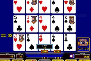 Es wurde viel darüber gesprochen, dass Video Poker möglicherweise ein 0%iger Hausvorteil ist, vorausgesetzt, dass die richtige Strategie angewendet wird