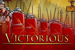 Victorious casino logo