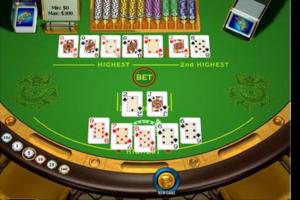 Was würden Sie bekommen, wenn Sie ein altes chinesisches Domino-Spiel und Poker mischen würden? Nun, wahrscheinlich etwas in der Art von Pai Gow Poker.
